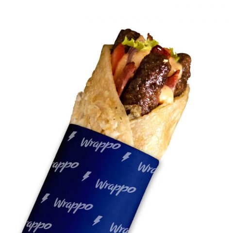 Beef Bacon Wrappo