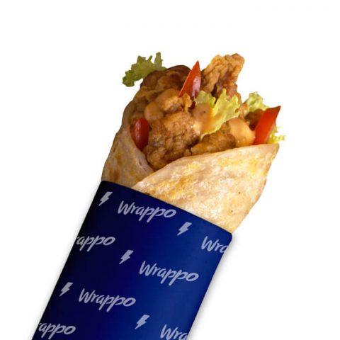 Crispy Chicken Wrappo